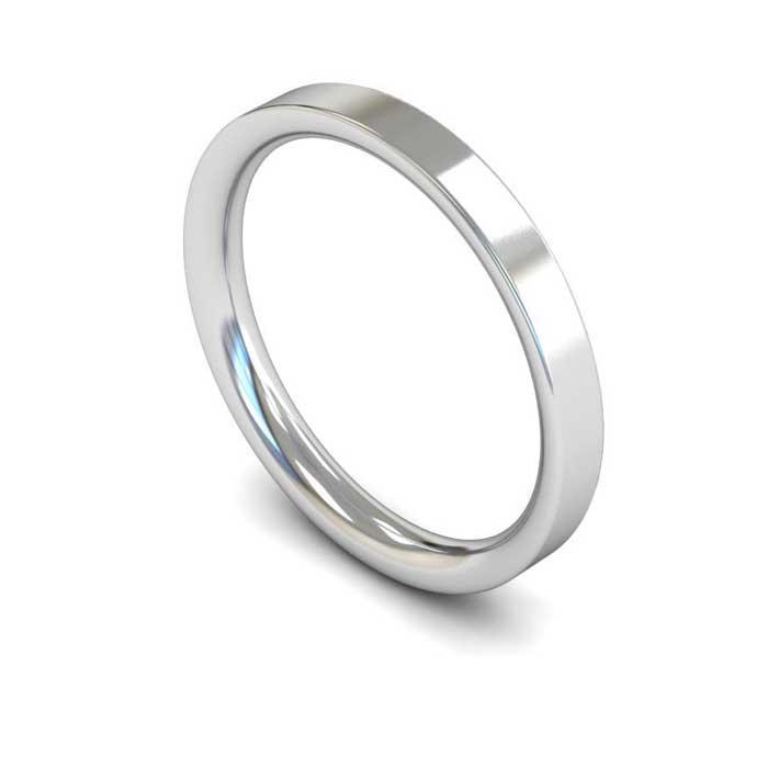 Court Wedding Rings